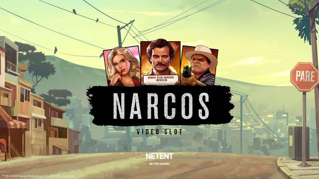 Narcos videoslot