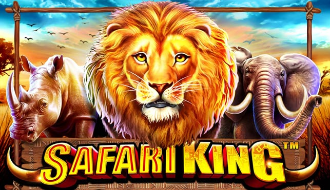 Safari King videoslot
