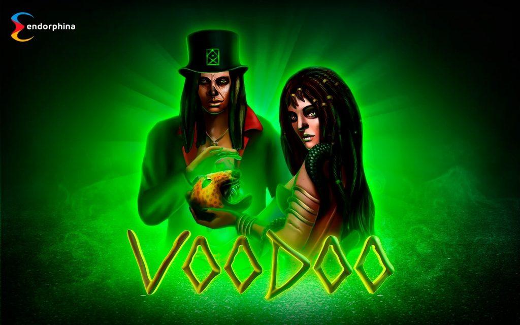 Voodoo videoslot