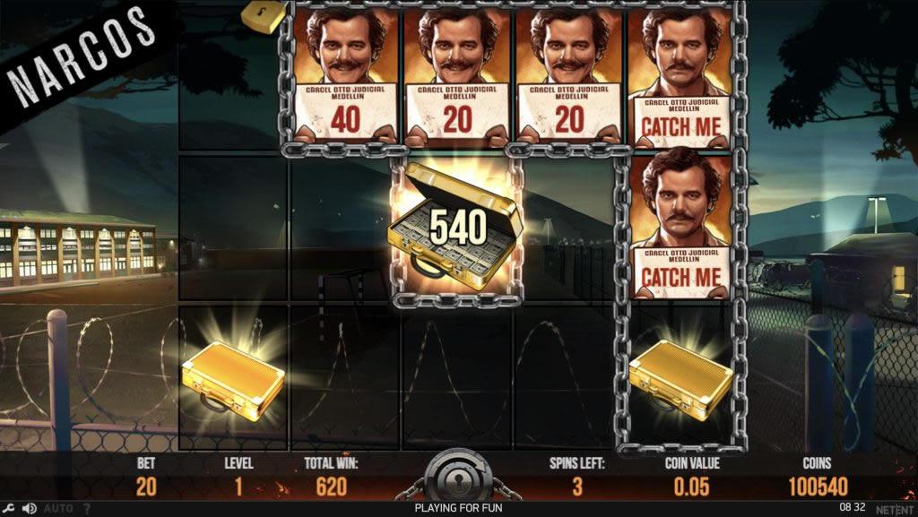 narcos screenshot 1