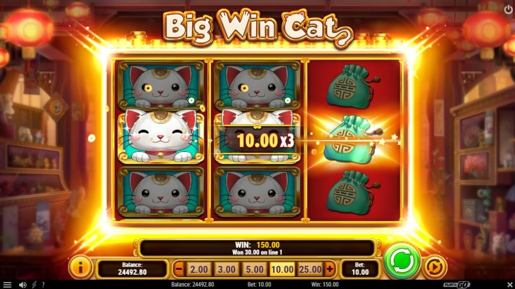 Big Win Cat 5