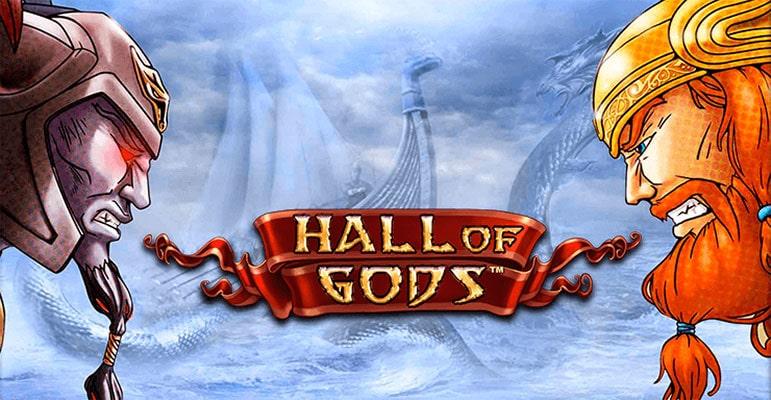 Hall of gods videoslot